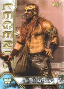2017 Legends of WWE (Topps) The Boogeyman 15