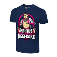 Brutus Beefcake Hall of Fame 2019 T-Shirt