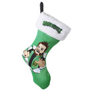 Hornswoggle Breaking Out Stocking