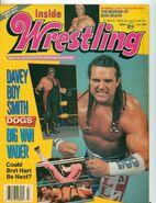 Inside Wrestling - July 1993