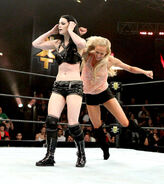 Summer Rae Attacks Paige