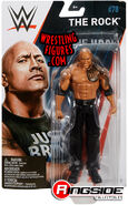 The Rock (WWE Series 78)