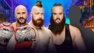 WM 34 Sheamus & Cesaro vs. Braun Strowman