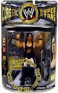 WWE Wrestling Classic Superstars 11 1-2-3 Kid