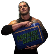 Baron corbin mr money in the bank 2017 bls by badluckshinska-dbd8whl