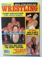 Celebrity Wrestling - July 1988