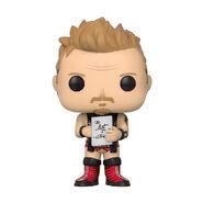 Chris Jericho - WWE Pop Vinyl (Series 5)