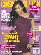 Cosmopolitan (Estonia) - January 2010