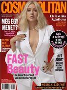Cosmopolitan (Hungary) - November 2018