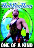 Rob Van Dam One of A Kind DVD cover