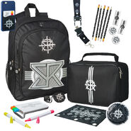 Seth Rollins Kingslayer Back to School Deluxe Package (23 Piece Set)