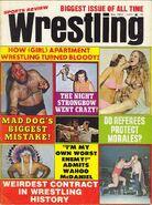 Sports Review Wrestling - December 1973