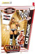 WWE Elite 16 CM Punk