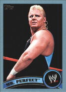 2011 WWE (Topps) Mr. Perfect 93