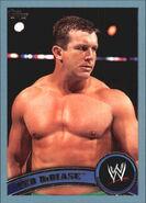 2011 WWE (Topps) Ted DiBiase 18