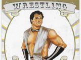 2016 Leaf Signature Series Wrestling Brutus Beefcake (No.13)