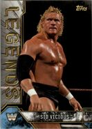 2017 Legends of WWE (Topps) Sid Vicious 82