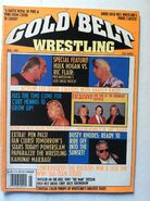 Gold Belt Wrestling - May 1991