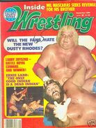 Inside Wrestling - September 1980