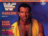 WWF Magazine - March 1993