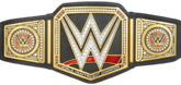 New WWE World Heavyweight Title