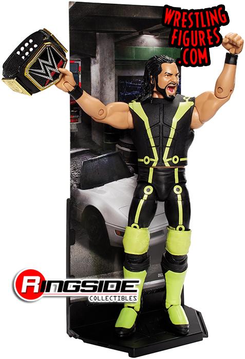 Seth Rollins WWE Elite 52 Mattel Toy Wrestling Action Figure