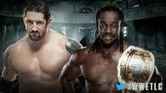 TLC 2012 Barrett v Kofi