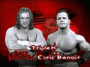 Triple H vs. Chris Benoit No Mercy 2000