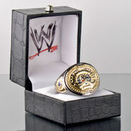 WWE Intercontinental Championship Finger Ring