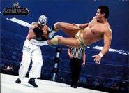 2011 Topps WWE Champions Wrestling Alberto Del Rio 42