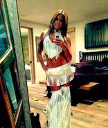 2013 Kelly Kelly Halloween