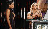 Beth and Melina Slammy Awards 08 001