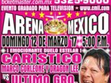 CMLL Domingos Arena Mexico (March 12, 2017)