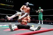 CMLL Super Viernes (June 21, 2019) 1