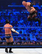 Kane flying