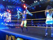 NXT House Show (Feb 20, 15') 5