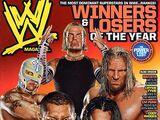 WWE Magazine - November 2008