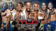 TLC 2015 Triple Threat Tag Team Match