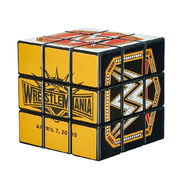 WrestleMania 35 Puzzle Cube