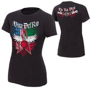 Alberto Del Rio The Rio Deal Women's Authentic T-Shirt