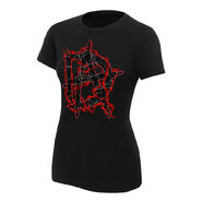 Dean Ambrose This Lunatic Runs the Asylum Women's Authentic T-Shirt