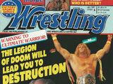 Inside Wrestling - January 1991