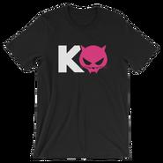 Kevin Owens & Natalya MMC Team Pawz Logo Unisex T-Shirt