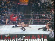 Royal Rumble 2000 Kane Enzurguri