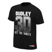 The Dudley Boyz Get The Tables Youth Authentic T-Shirt