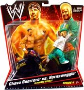 WWE Battle Packs 4 Chavo Guerrero & Hornswoggle