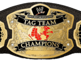 World Tag Team Championship (WWE)