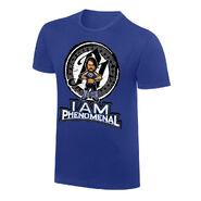 WWE x NERDS AJ Styles Phenomenal Cartoon T-Shirt