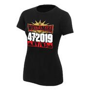 WrestleMania 35 Kickoff Women's T-Shirt