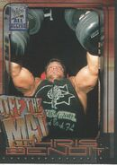 2002 WWF All Access (Fleer) Chris Benoit 56